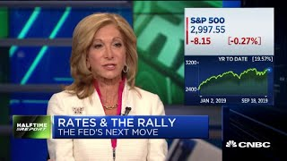 Market reacting to what's going on in US economy: Kari Firestone