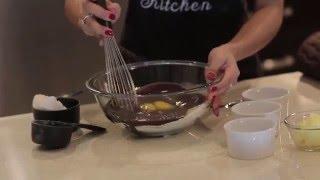 Pastel De Chocolate Fundido - Alexandra En Casa