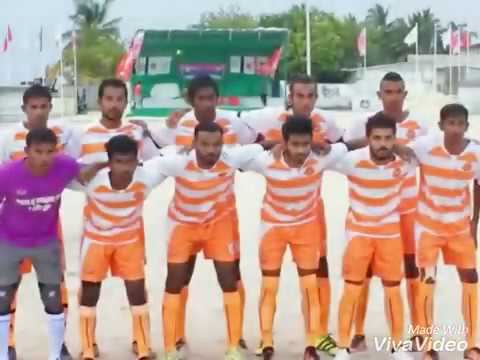 Dhidhdhoo MP Latheef Challenge  Cup Song