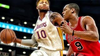 FACING NEW LOOK BULLS! NBA 2K17 My Career Gameplay Ep. 19