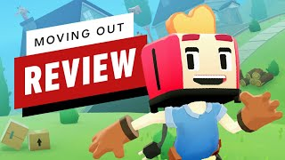 Moving Out Review (Video Game Video Review)