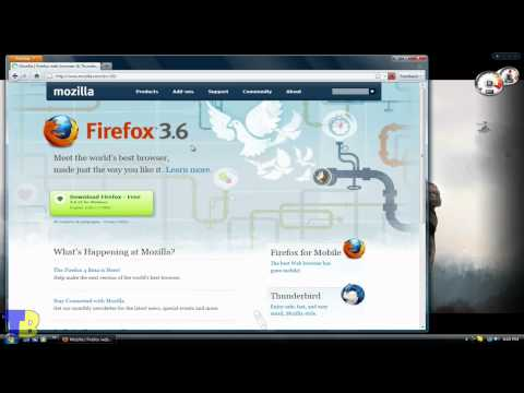 How to Download Mozilla Firefox 4.0 Beta 7