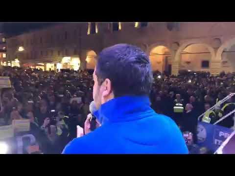 Salvini Da Pesaro, Piazza Davvero Straordinaria! (20.02.20)