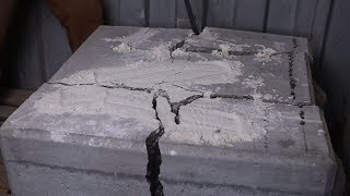 Likvidace betonu Cevamitem