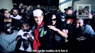 Chris Brown - Holla At Me (feat. Tyga) (Subtitulado)