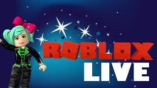 *PLAYING YOUR CREATIONS* Looking at profiles, groups, places ROBLOX LIVE