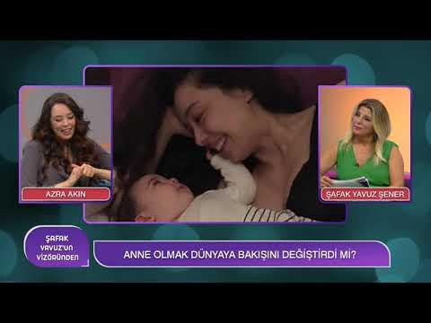 Anne Olmak Dünyaya Bakışını Değiştirdi Mi?   Azra Akın #WomanTV #AzraAkın