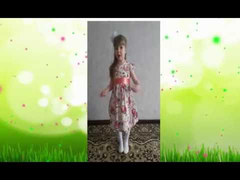 Изображение предпросмотра прочтения – ВикторияСараева читает отрывок изпроизведения «Весна (Уж тает снег...)» А.Н.Плещеева