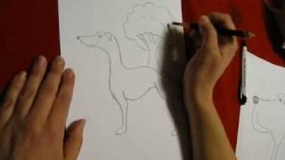 How to Cartoon a Dog