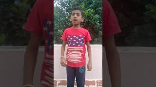 Student Haridarshan Gr 4 Poem recitation-  My mother