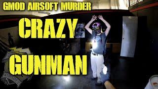 DesertFox Airsoft Gmod Murder: Crazy Gunman (Gmod Airsoft Murder)