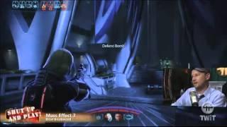 Brian Plays Mass Effect 3