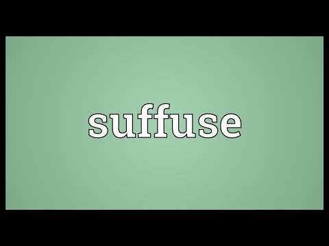 Header of suffuse