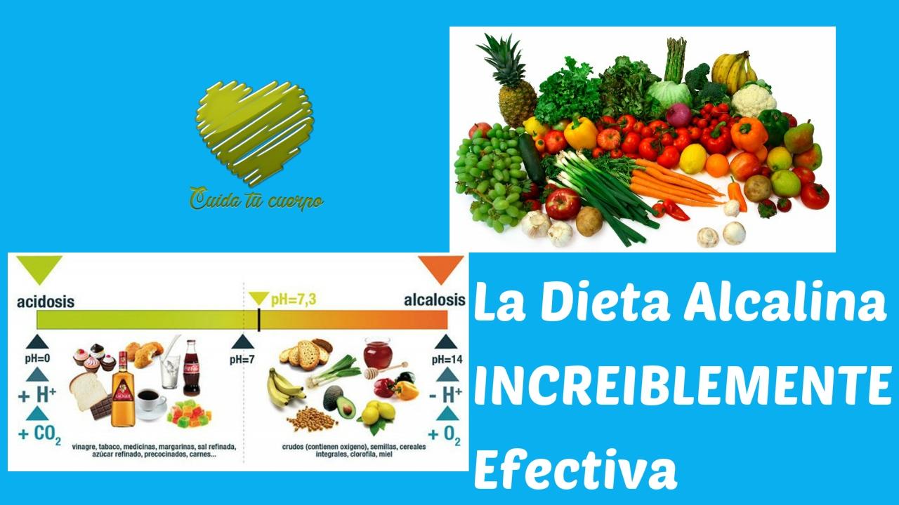 Dieta alcalina desintoxicante pdf