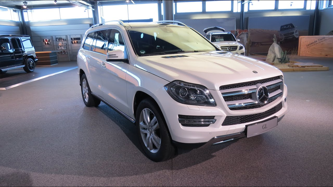2015 mercedes benz gl 350 bluetec 4matic - youtube