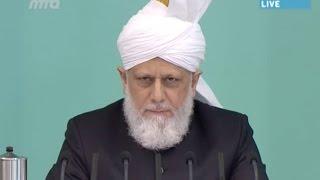 2015-09-18 Khalifat-ul-Masih II. (ra): Die Perlen der Weisheit