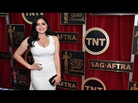 Ariel Winter's SAG Awards Dress 2015