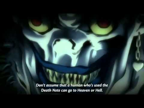 Death Note - Episode 1 ( Eng. Sub )