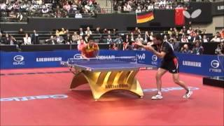 Stunning Table Tennis