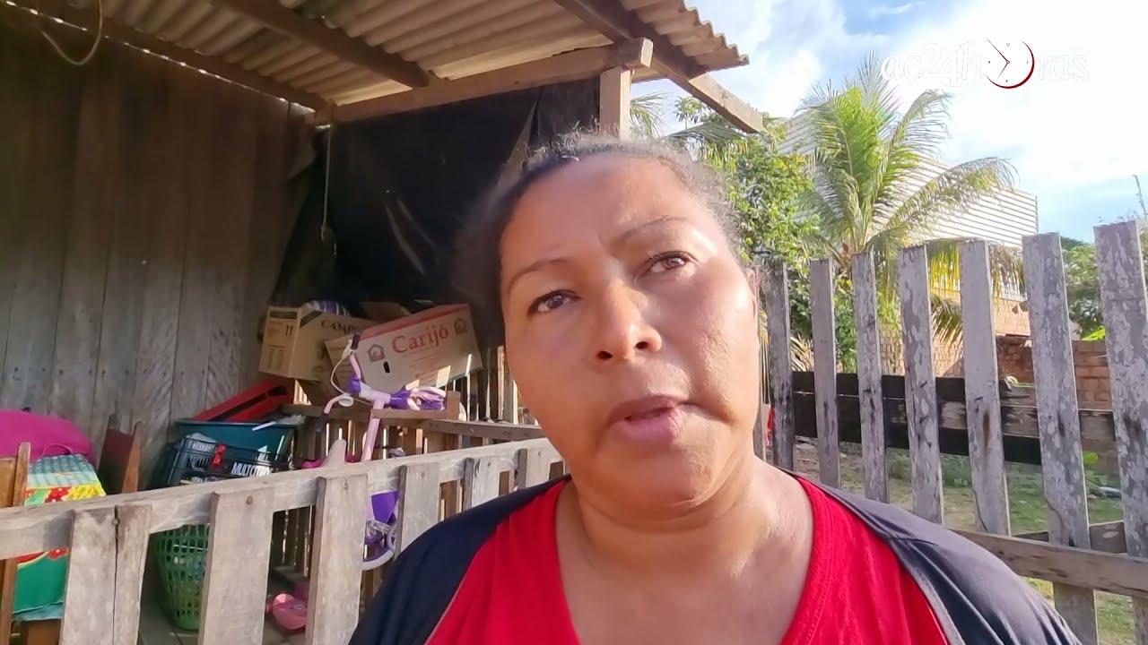 Lenilda, a mulher que largou vícios e prostituição para vender pão