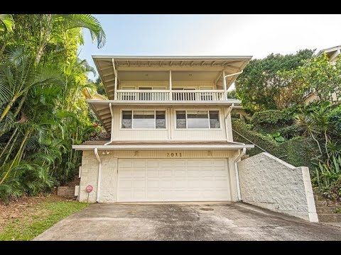 Honolulu Homes for Rent 3BR/2BA by HappyDoors Property Management