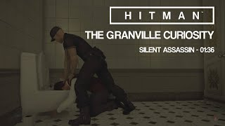 HITMAN Speedrun - The Granville Curiosity - 01:36