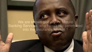 Think Tv interview with Mr Mugo Kibati - Group C.E.O Sanlam Kenya