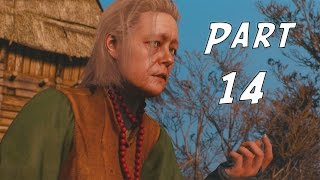 """The Witcher 3: Wild Hunt- Part 14 """"Family Matters""""- Finding Anna Gameplay Walkthrough"""