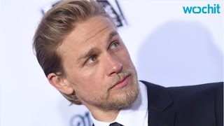 Charlie Hunnam Defends Girlfriend Against Online Bullies