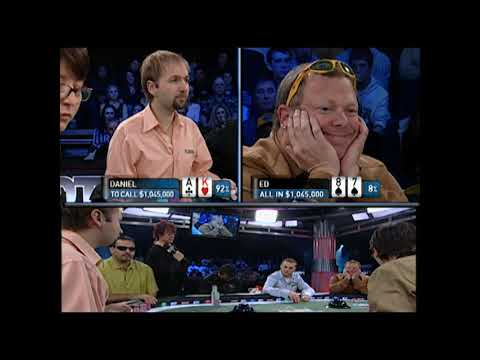 Is This The Best Call Daniel Negreanu Has Ever Made?!? | World Poker Tour