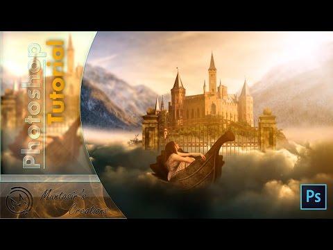 Heaven - Photoshop Manipulation Tutorial