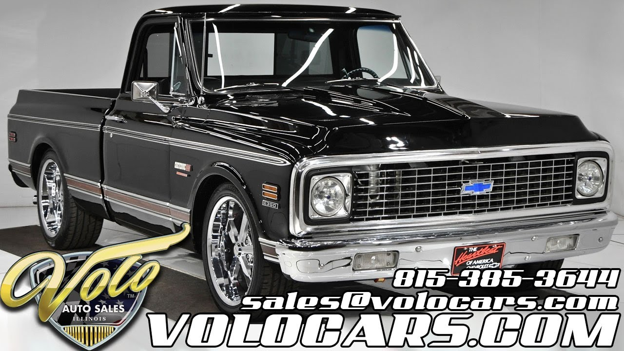 1972 Chevrolet C10 for sale at Volo Auto Museum (V19052)