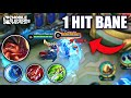 NEW PHYSICAL ONE SHOT BANE | MOBILE LEGENDS