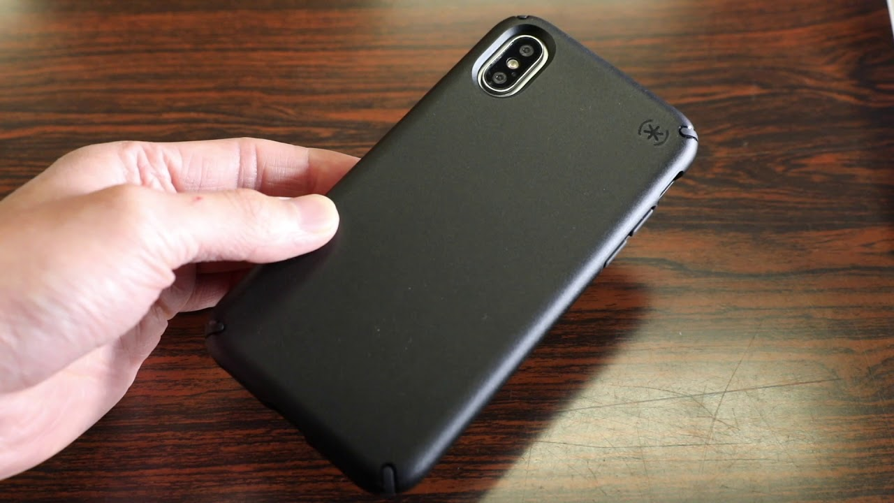 separation shoes 220ec 1621b Classic Protective Case! - Speck Presidio Case - iPhone X - Hands on Review