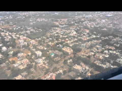 Hubli City Aerial View 3
