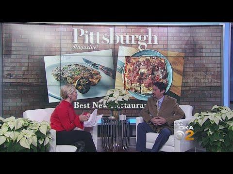Pittsburgh Magazine's Best New Restaurants