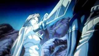 北斗の拳 アニメタルUSA バージョン!映像がなかったので真救世主伝説 M...