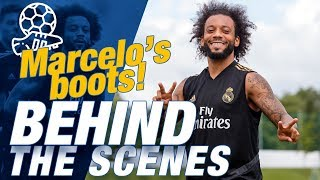 Marcelo talks boots, tattoos and family!