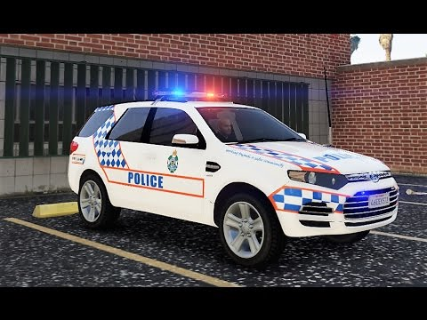 LSPDFR AUSTRALIA: Duty Officer / General Duties (Ford Territory)