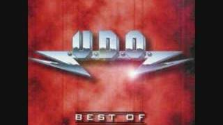 U.D.O. - They Want War