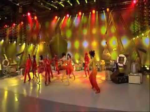 Live-Auftritt Musical Ich war noch niemals in New York 2008