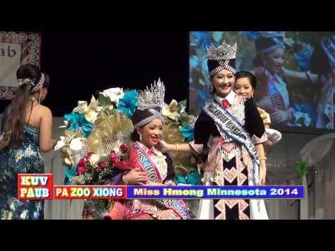 Miss Hmong Minnesota 2014, PA ZOO XIONG - Hmoob MN Tus Ntxhais Nkauj Ntsuab 2014