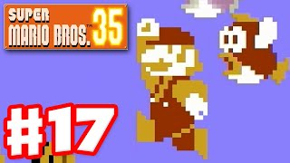 Super Mario Bros. 35 - Gameplay Part 17 - World 7 Complete!