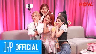 "ITZY ""bㅣㄴ틈있지"" EP.14 Highlight : This is ITZY's pic of the day"