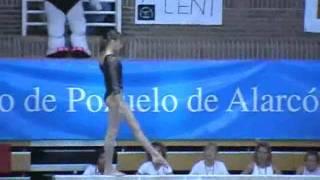 Monica Rosu (ROM) - 2004 ROM vs. ESP BB