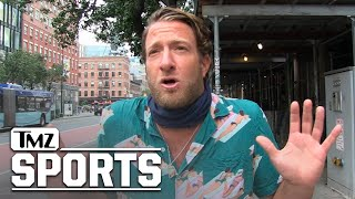 Barstool's Dave Portnoy Says Cam Newton's A 'Monster,' TB12 Looks Like An Antique!   TMZ Sports