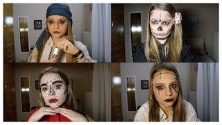 Ιδέες για Αποκριάτικο Make-Up