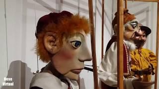 Mundo Giramundo - Mostra de bonecos do grupo Giramundo na Caixa Cultural Salvador (21/05/2017)