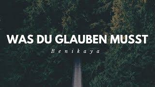 BENIKAYA - WAS DU GLAUBEN MUSST (prod. by TinoxBeatz) (2013)