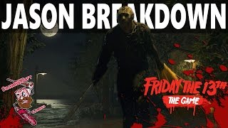 Friday The 13th: The Game | Jason Voorhees Character Breakdown & More